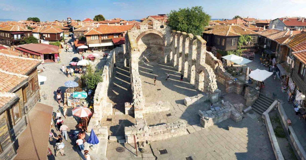 Old city Nessebar