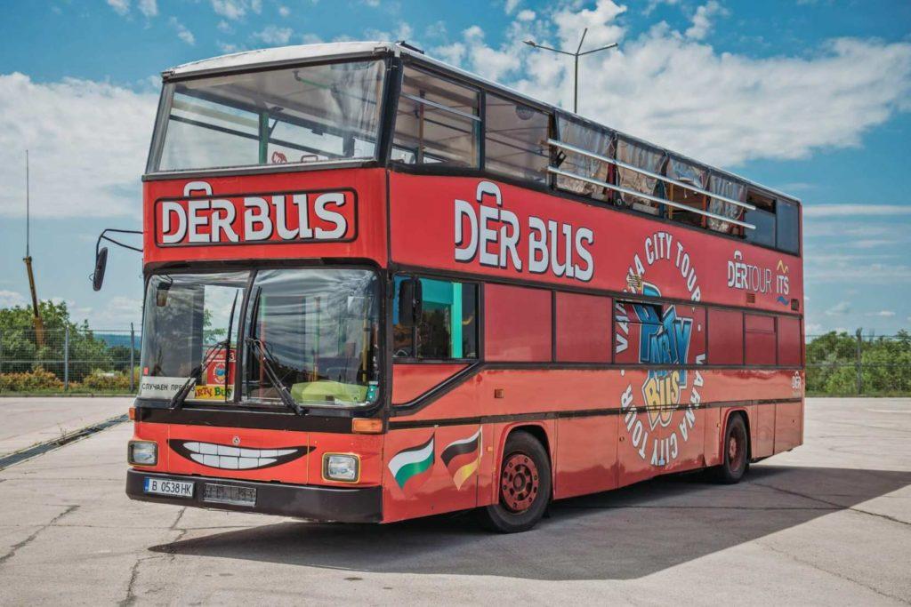 Party Bus in Varna