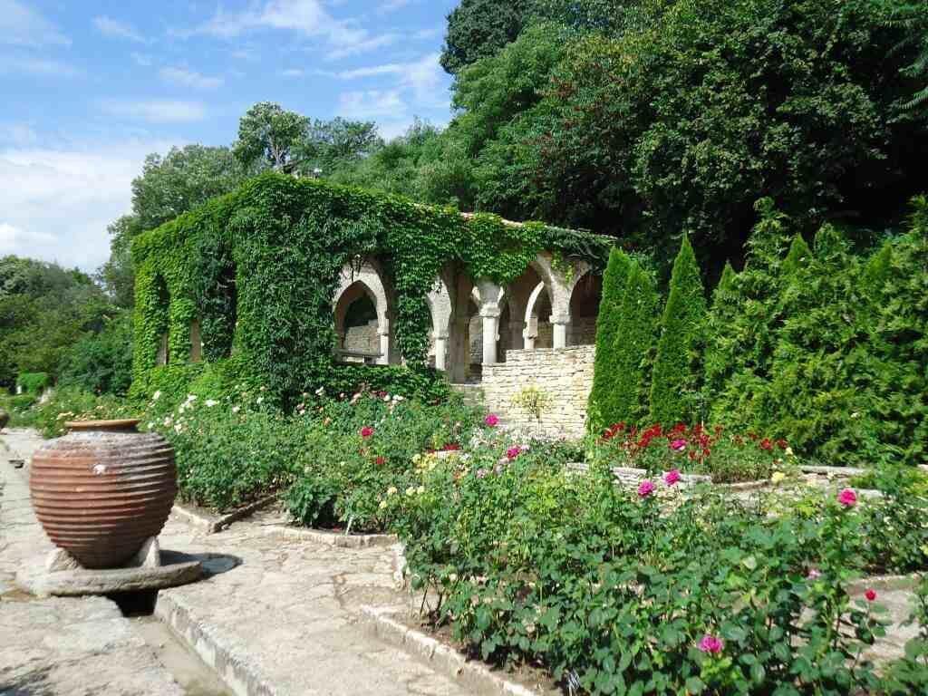 Botanischer Garten Balchik