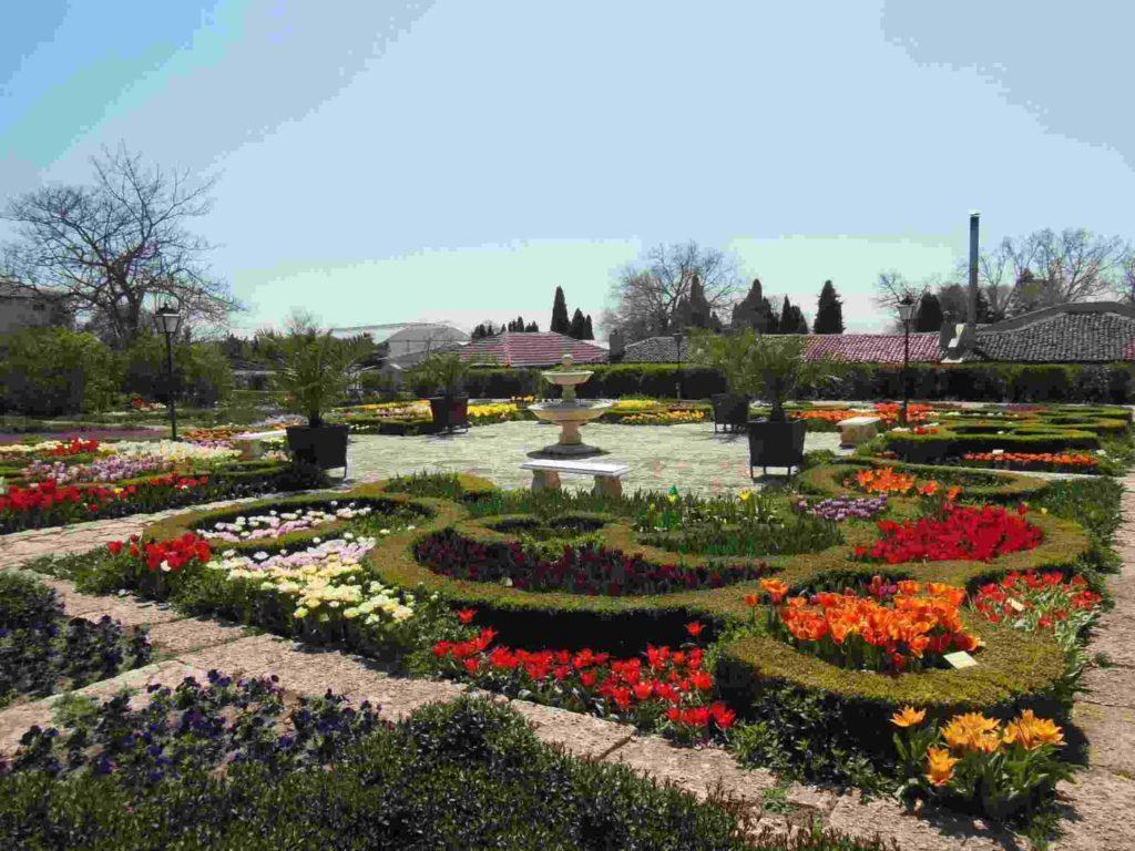 Botanischer Garten in Balchik