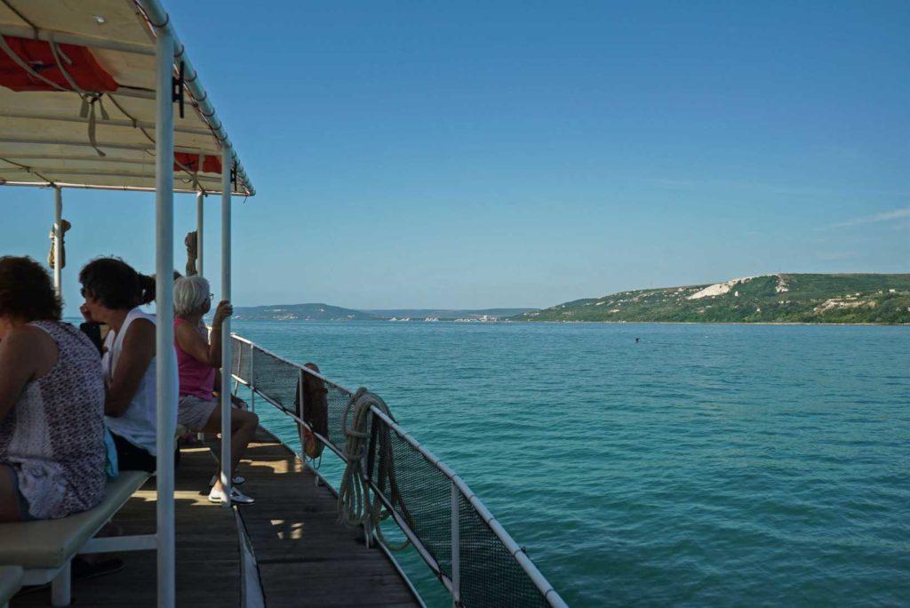 Boat Tour Bulagaria
