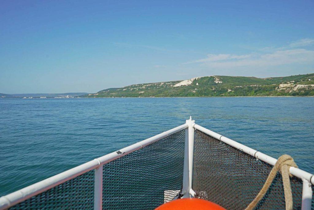 boat cruise balchik