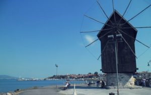 Sights in Nessebar