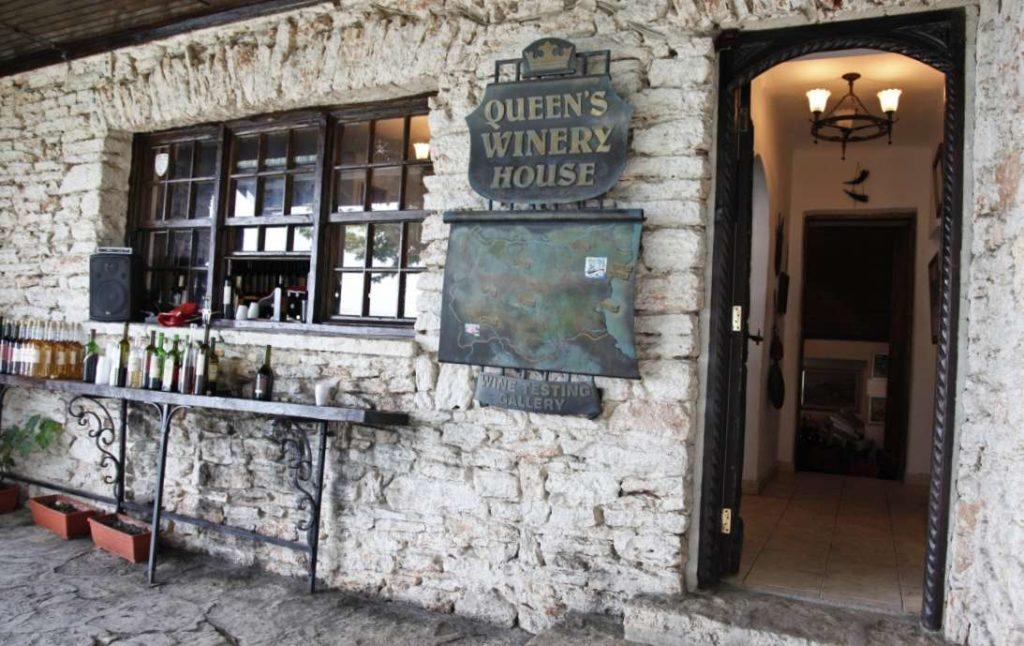Wine tasting in Balchik, Palace