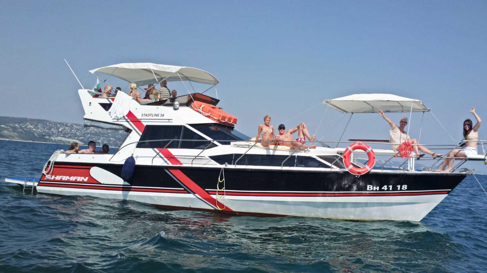Mini cruise Premium Yacht