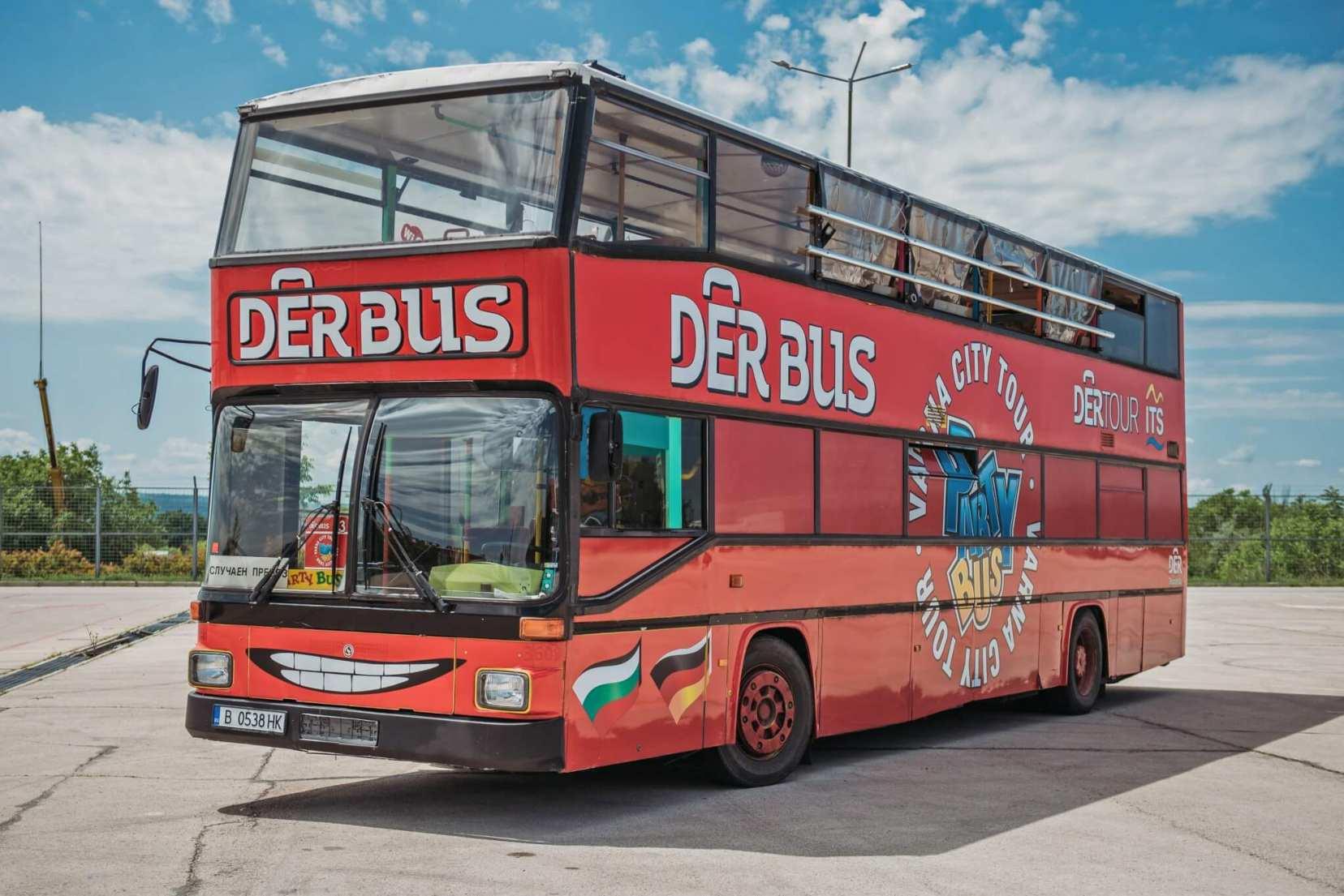 Rent a Party Bus